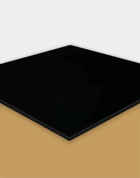UV-beständige, fettresistente Kreidetafel