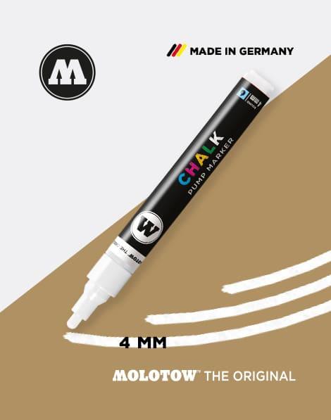 Kreidetafelstift Chalk Marker 4mm