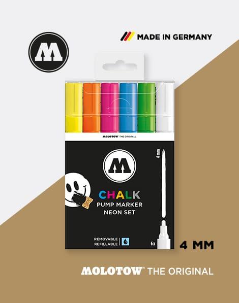 Neon Kreide Stifte Chalk Marker Set